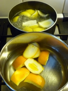 Boiling Peel