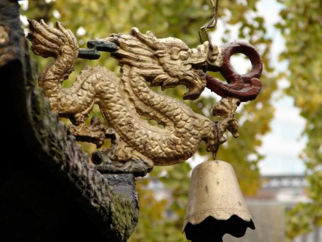 Dragon in China