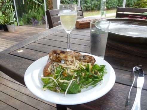 Moreton Bay Bugs & Thai Salad