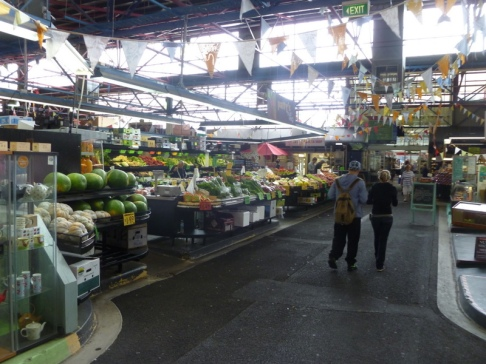 Prahran Market Stalls