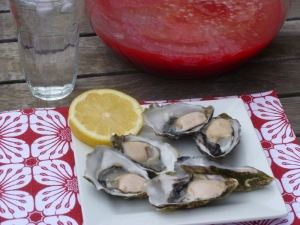 Pacific Oysters from Prahran Markets