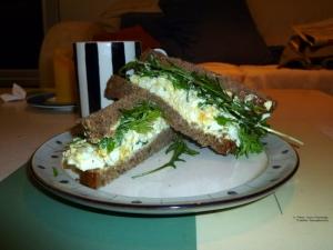 Egg Mayo & Rocket