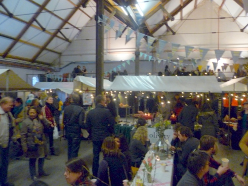 Amsterdam Neighbourfood Market