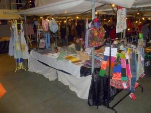 Chatoui stall