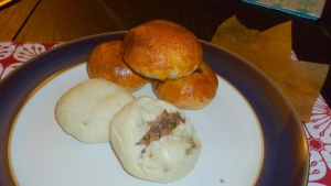 Hom Bao two ways