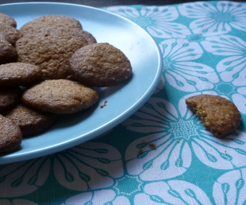 Speculoos Refrigerator Biscuits