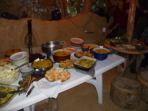 Feast Fit for a King at the Varzea