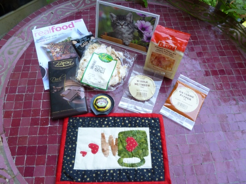 Foodie Penpals July Box