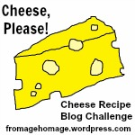 Cheese Please blog badge