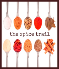 Spice Trail Blog Badge