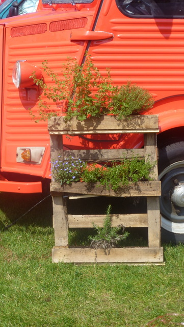 Mobile Planter